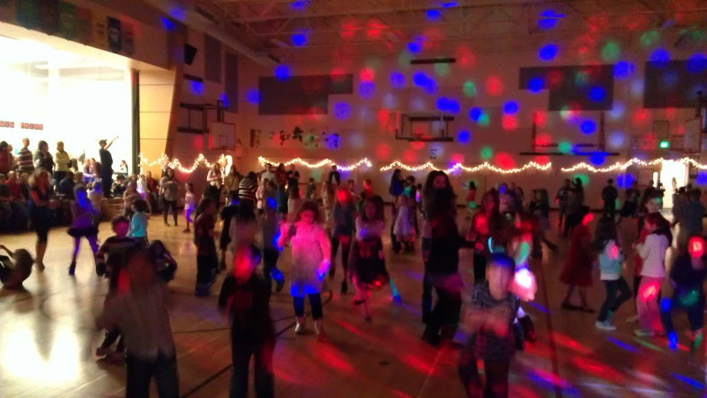 PHE Family Fun Night Dance