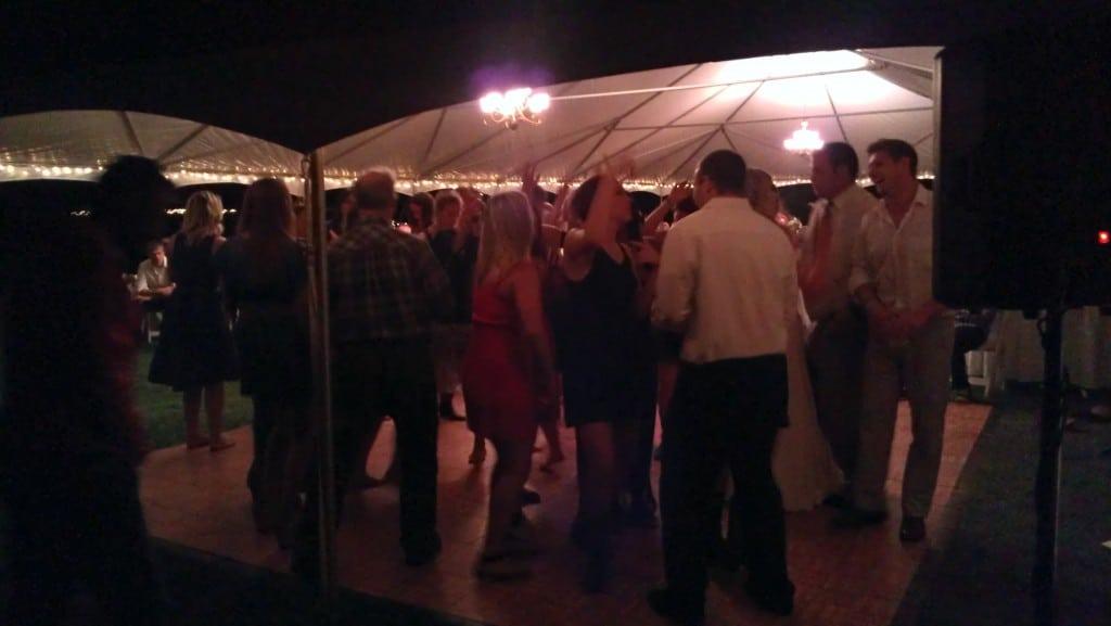 SW Washington Wedding DJ
