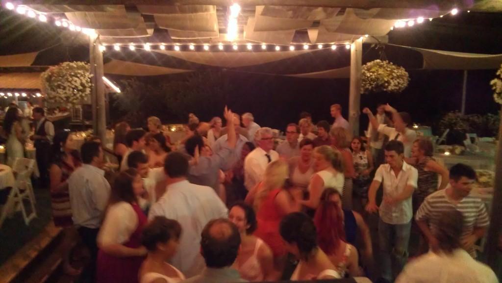 Mt. Hood B & B Wedding