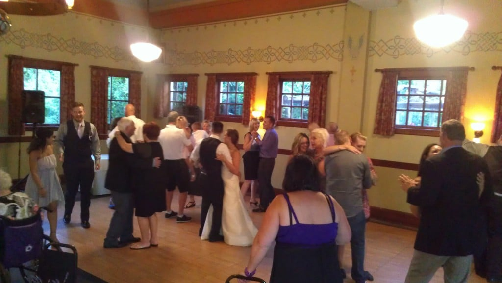 Edgefield Wedding