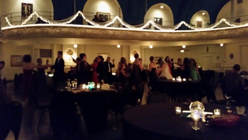 Wednesday Wedding
