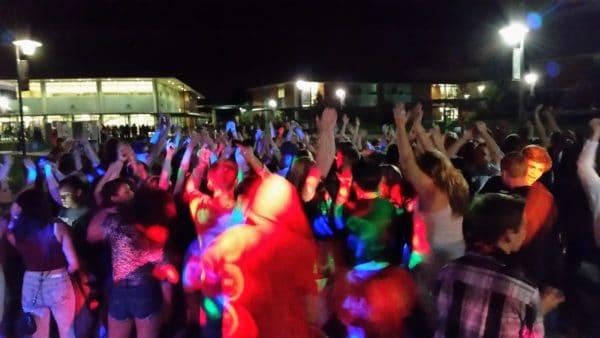 Union High School Outdoor Homecoming Dance PRO DJs