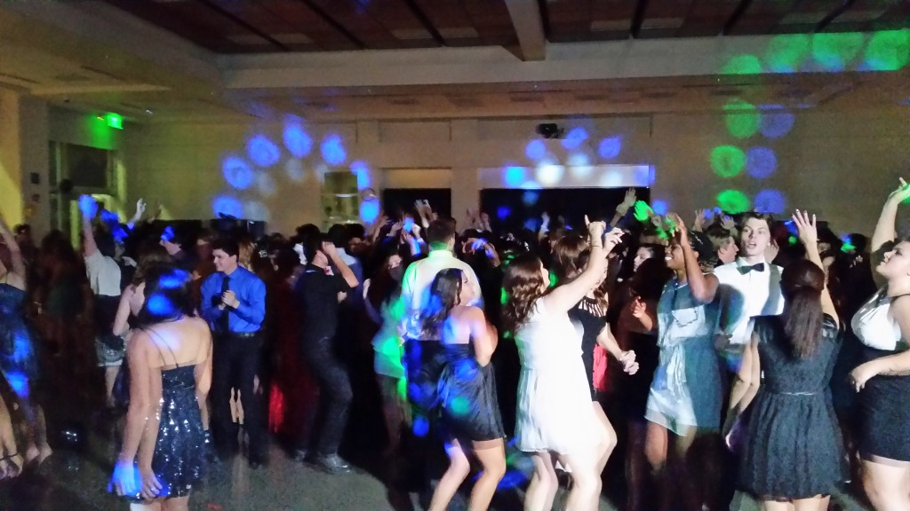 Vancouver WA High School Homecoming Dance
