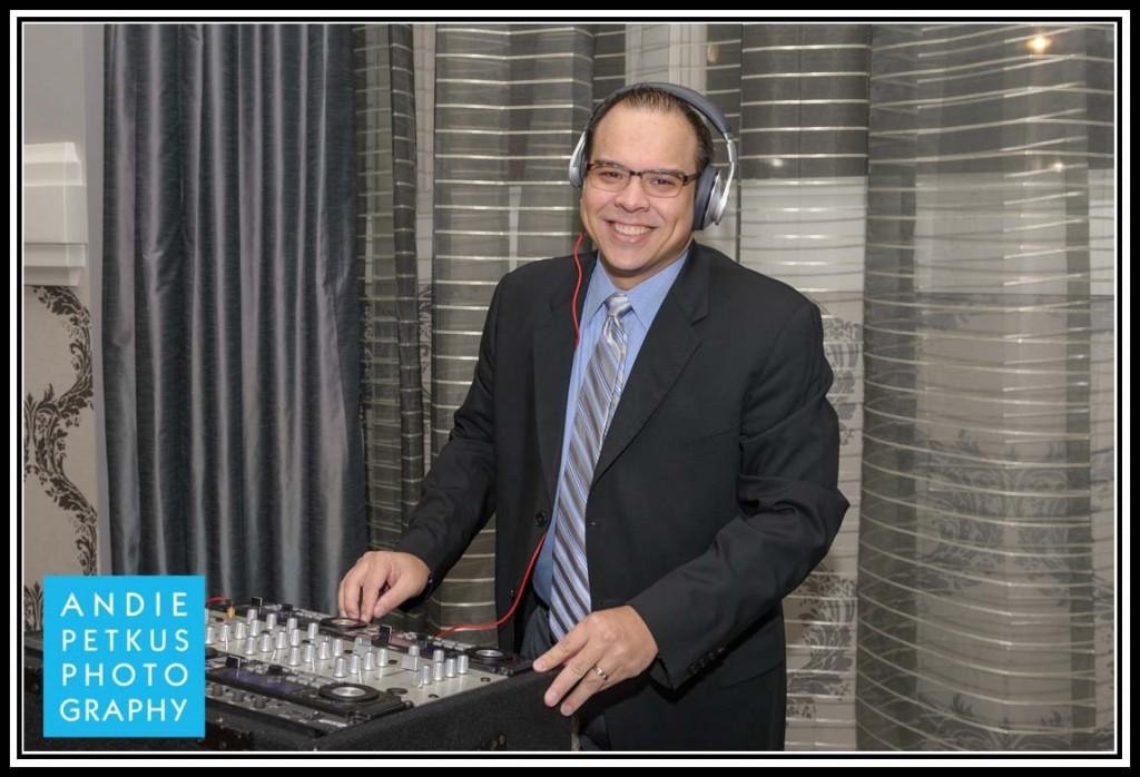 DJ Steve Marker Downtown Portland Bat Mitzvah
