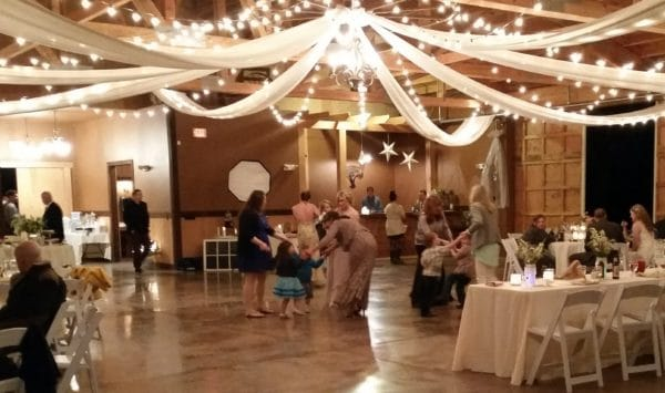 wedding in Canby, Oregon