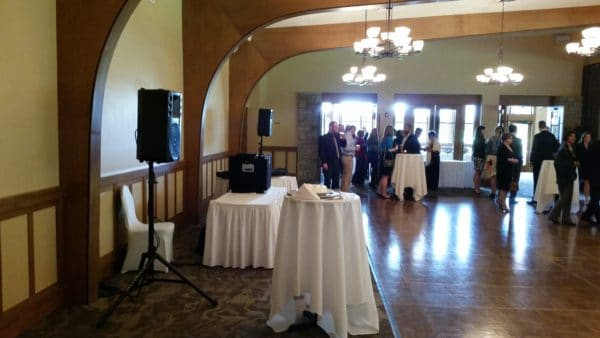 Royal Oaks Vancouver Reception Begins