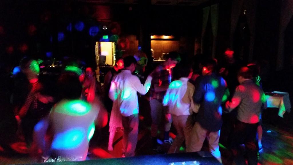 Dancing Portland Bar Mitzvah DJ