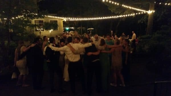 Stonehedge Gardens Hood River Wedding Last Dance