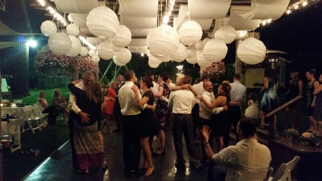 Mt. Hood Wedding Last Dance
