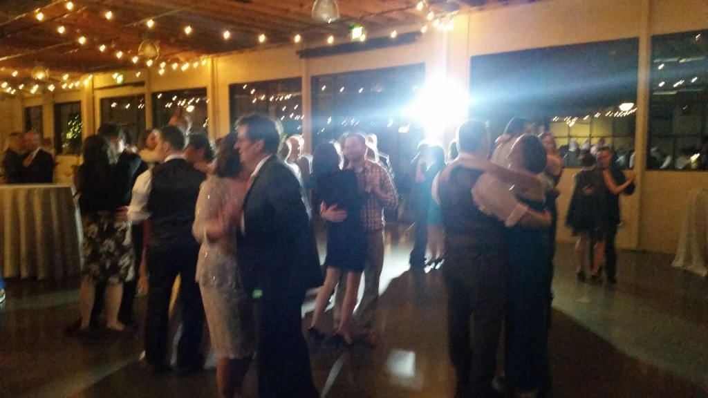 Portland Wedding DJ Plays Castaway Anniversary Dance