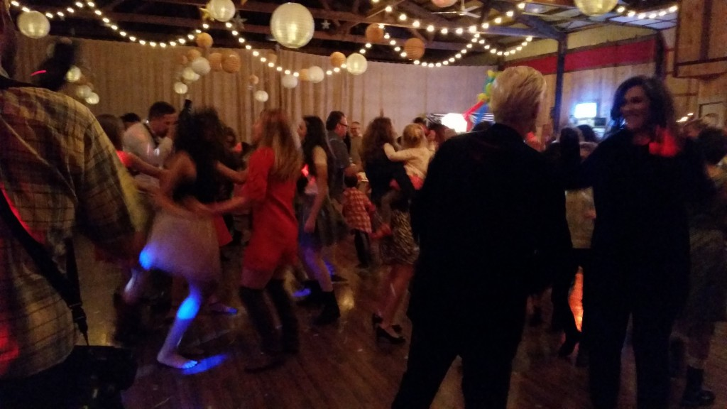 Raging Bat Mitzvah Party Heart of Rock Farm Sherwood Oregon
