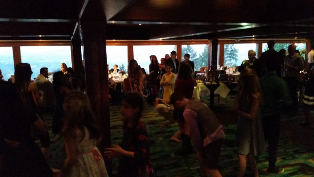 Bat Mitzvah Party Portland Oregon