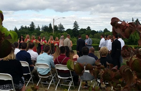 Riley Family Celebration At Corvallis Wedding