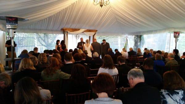 Empress Estate Wedding