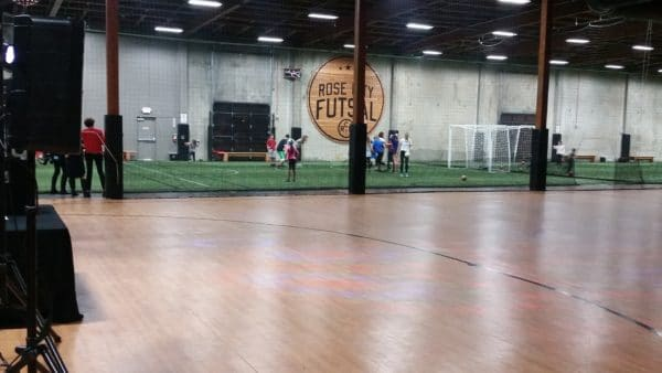 Rose City Futsal Bat Mitzvah