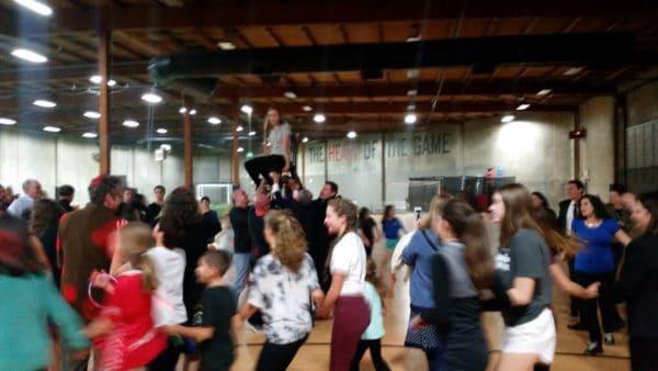 Rose City Futsal Bat Mitzvah