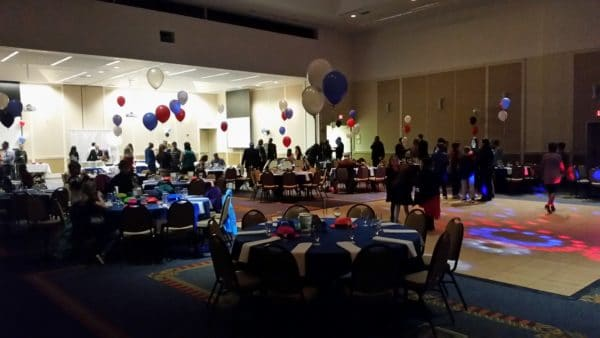 Bar Mitzvah Party MJCC 1-14-17