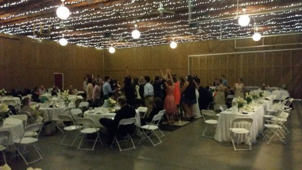 Wedding Season Begins At Langdon Farms Pro Djs