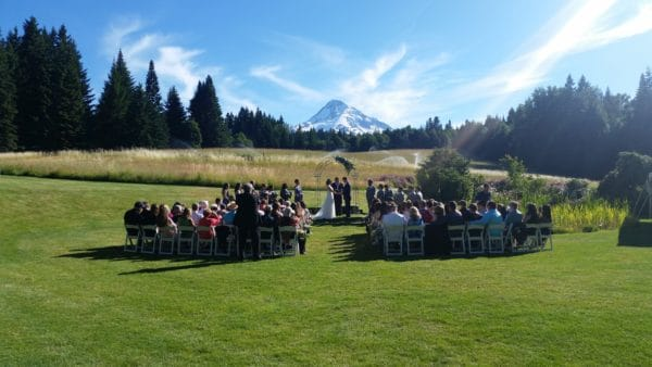 Mt. Hood Wedding 7-23-17