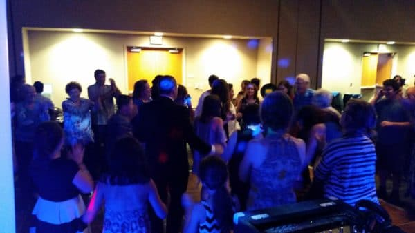 Salem Bar Mitzvah DJ