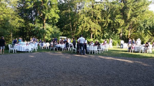 Horning's Hideout Wedding 8-5-17