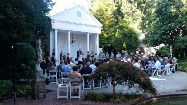 Milwaukie OR Wedding DJ Gray Gables Estate 9-2-17