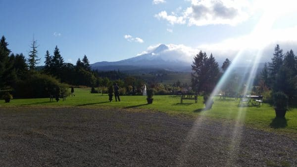 Mt. Hood Organic Farms October Wedding (10-1-17)