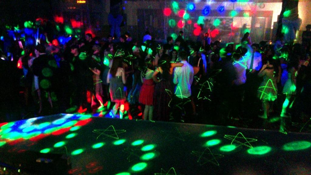 Estacada High School Winter Formal Dance - PRO DJs