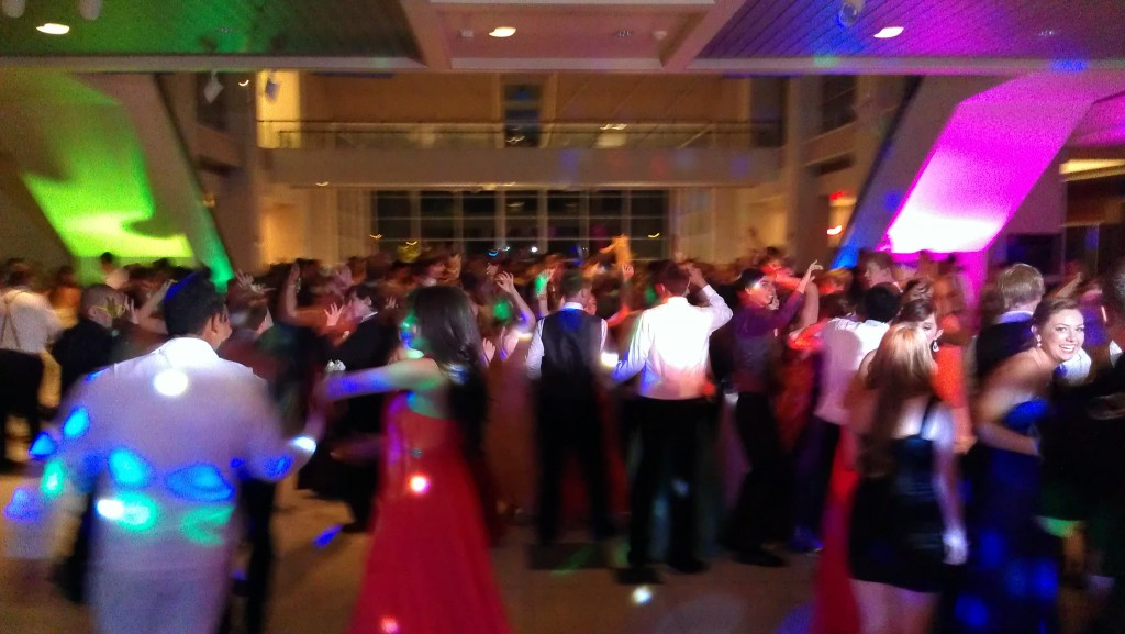 Portland DJ Canby HS Prom