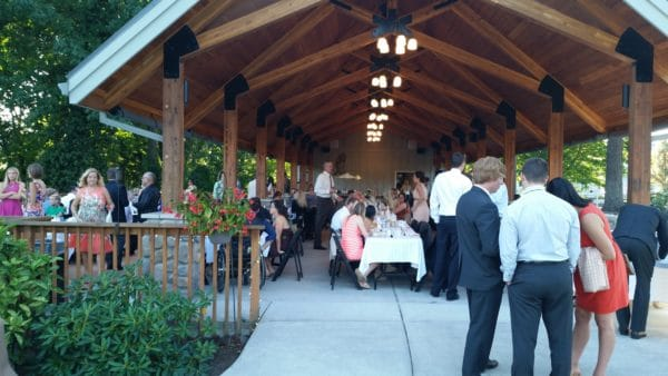 Clackamas Wedding