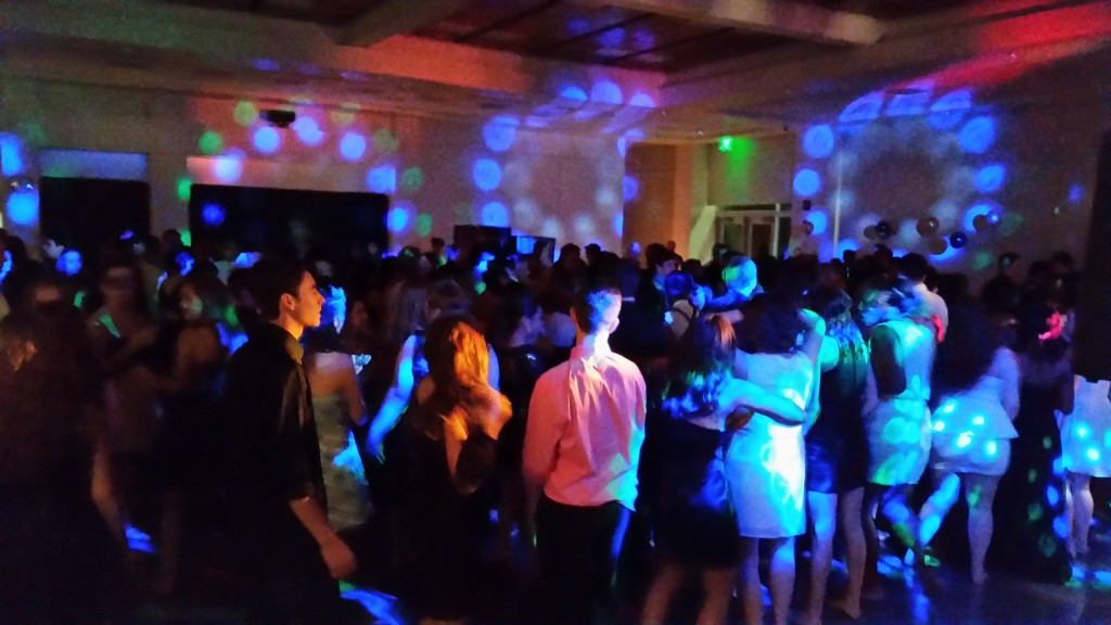 High School Homecoming Dance