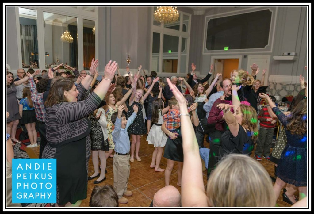 Downtown Portland Bat Mitzvah