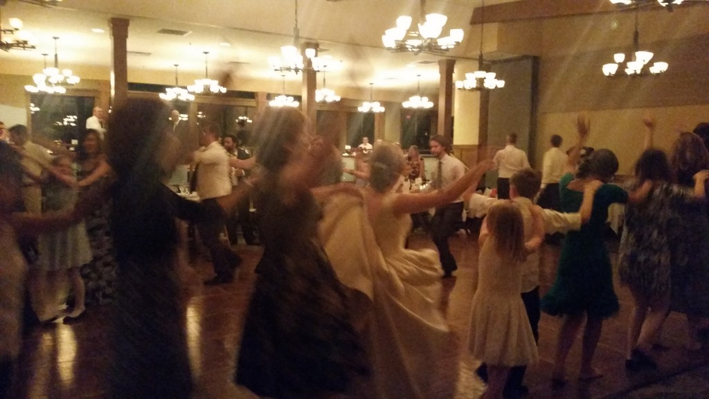 Vancouver WA Wedding DJ At Royal Oaks Country Club