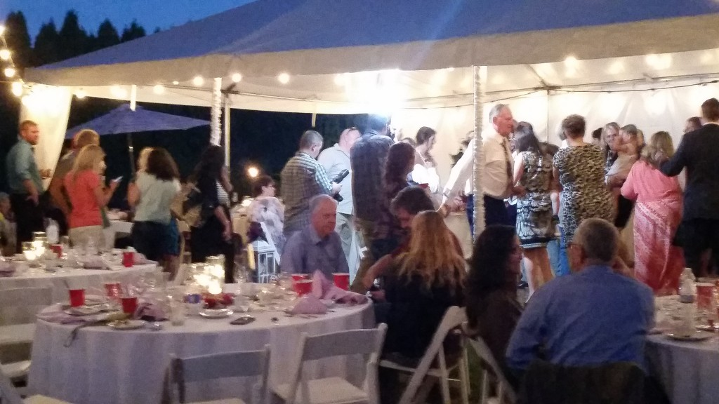 Gresham Oregon Wedding Dancing