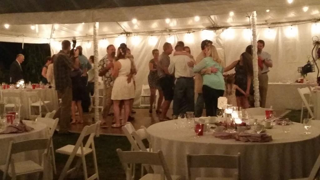 Gresham Oregon Wedding Last Dance