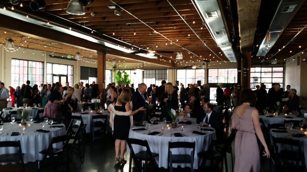 Portland Wedding DJ Castaway Reception