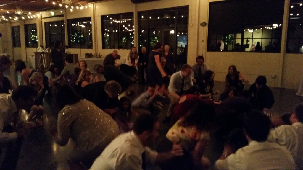 Portland Wedding DJ Plays Castaway Reception Dance Floor