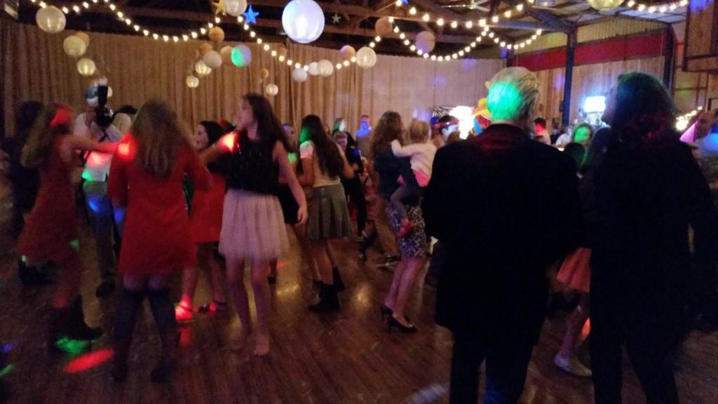 Bat Mitzvah Dance Party