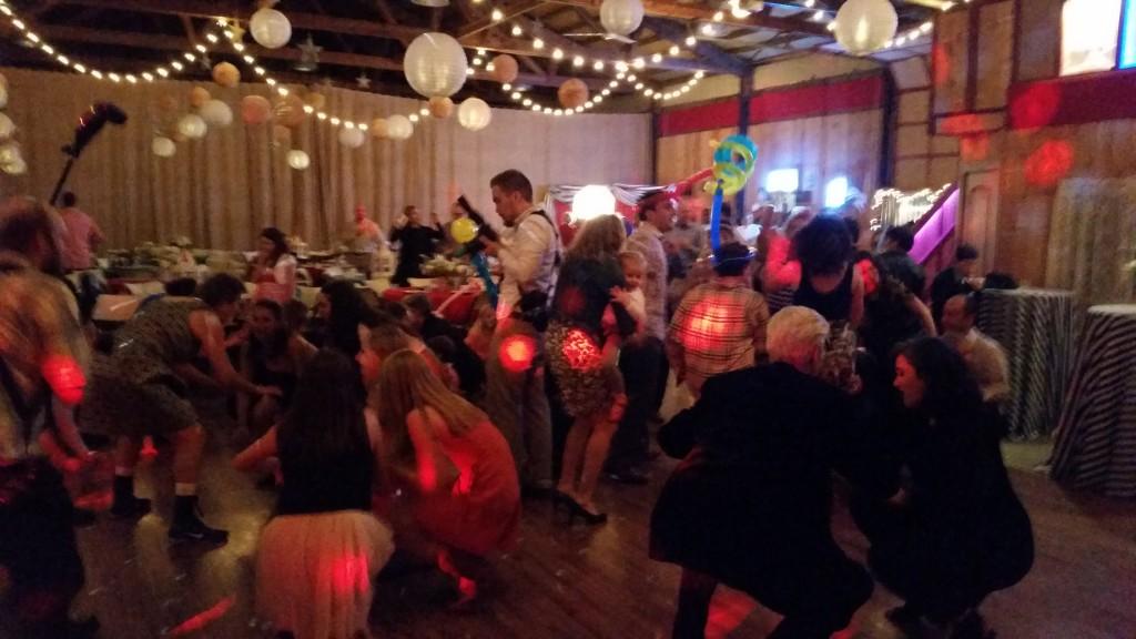 Bat Mitzvah Party On Sherwood Oregon Farm