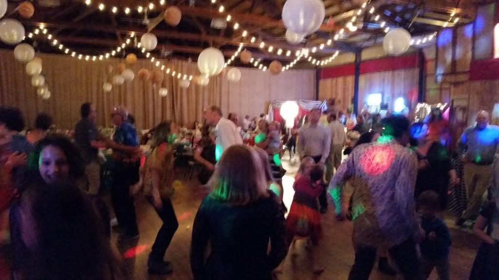 Bat Mitzvah Party Dancing Fun