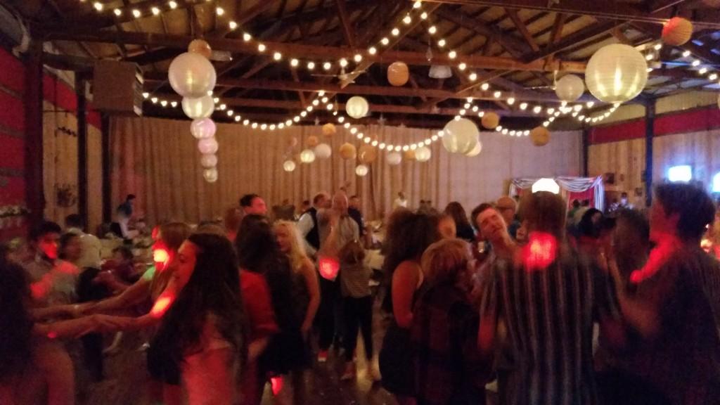 Fun Bat Mitzvah Party Heart of Rock Farm Sherwood Oregon