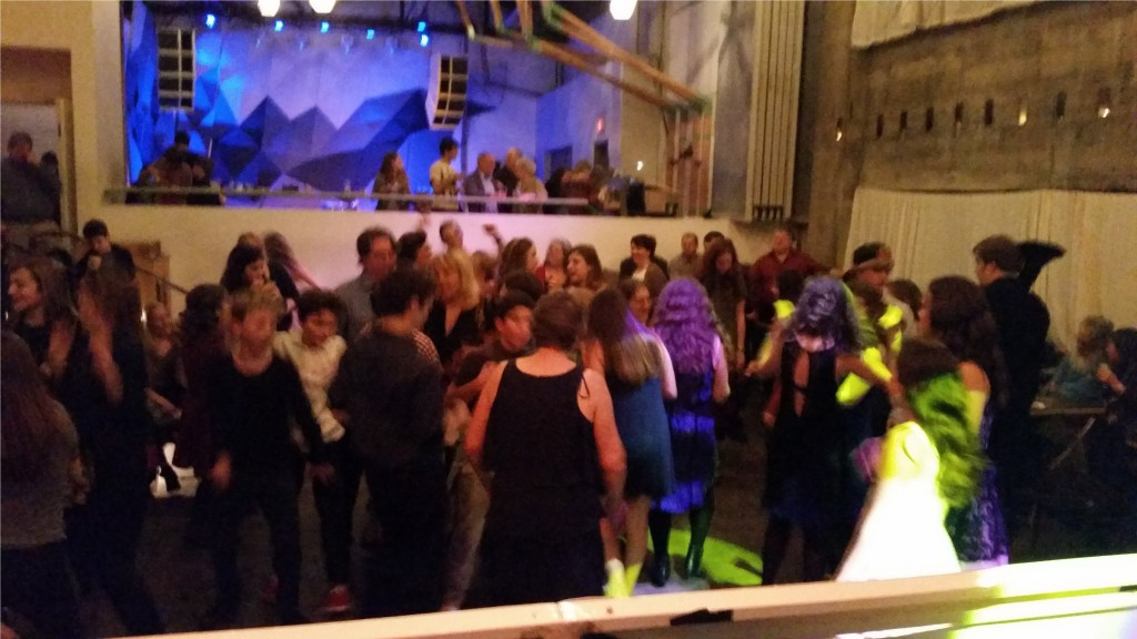Bat Mitzvah Party Holocene Portland
