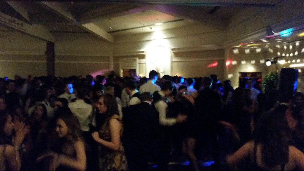 Wilson High School Winter Formal Dance