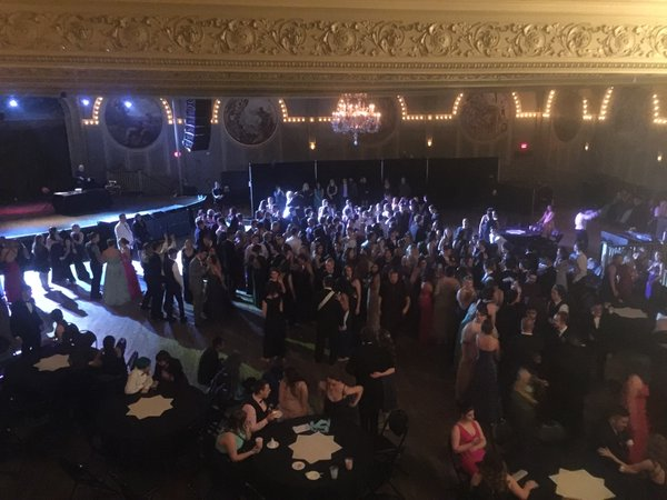 Union High School Prom April 16, 2016