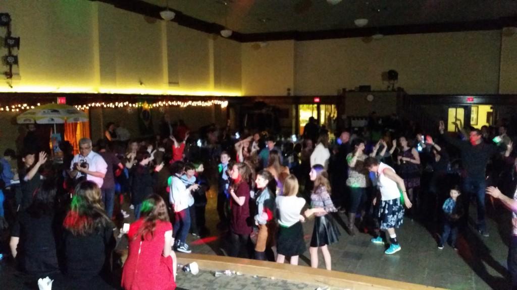 Portland Bar Mitzvah Party 3-26-16