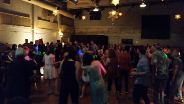 Bat Mitzvah Party At Kennedy School