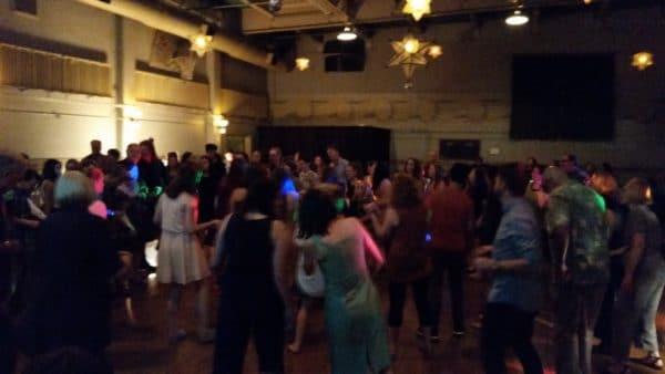 Bat Mitzvah Party At Kennedy School