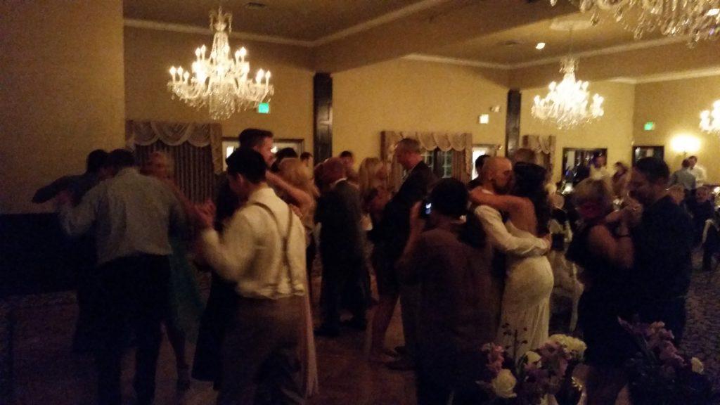 Oregon Wedding Dj At Gray Gables Estate Pro Djs