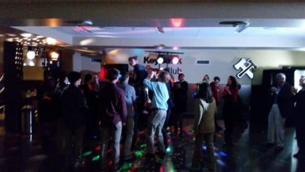 Ike's New Year's Eve Portland Bar Mitzvah Bash (12-31-16)