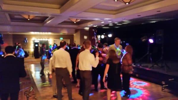 Portland Bar Mitzvah DJ Benson Hotel 2-11-17
